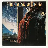 Kansas - Monolith - 1979 1st VG+ Vinyl LP Gatefold - Kirshner - S KIR 83644