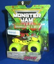 MONSTER JAM SPECIAL EDITION WALMART EXCLUSIVE ZOMBIE INVASION PIRATE'S CURSE