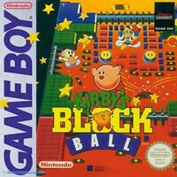 Nintendo GameBoy Spiel - Kirby's Block Ball Modul