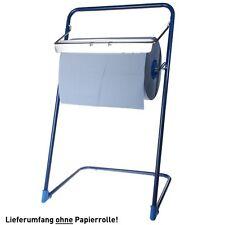 Papierrolle Halter Putzrolle Boden Putzpapier Ständer  Rolle Putztuch Rollenhalt