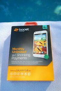 *BRAND NEW SEALED* Samsung Galaxy S II - Boost Mobile  - SPH-D710