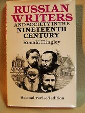 Russian Writers and Society in the 19th Century. R. Hingley 2nd ed. 1977