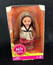 Mattel Barbie KELLY IN INDIA 2008 NRFB