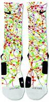 Nike Elite socks custom network