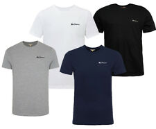 Ben Sherman Short Sleeve Crew Neck Plain Mens Tee Top T-Shirt 0052209
