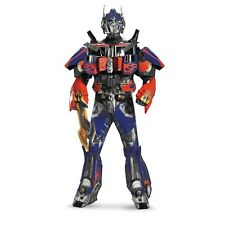 Transformers Optimus Prime Movie Theatrical Collectors Edition Adult 3D Costume