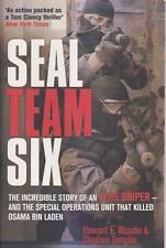 SEAL TEAM SIX - ELITE SNIPER & OPERATION THAT KILLED OSAMA BIN LADEN -WASDIN