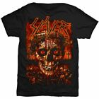 Slayer 'Crowned Skull' T-Shirt - NEW & OFFICIAL!