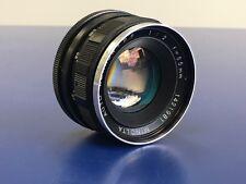 Minolta Auto Rokkor PF 55mm f2 Prime Lens For Minolta SR - (#10)
