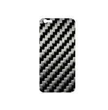 707 Skins BACK Wrap For Apple iPhone 6S PLUS  Cover Decal Sticker - BLACK CARBON