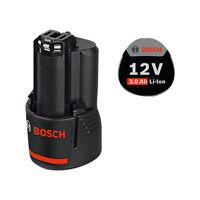 Bosch Professional Akku GBA 12 V 3,0 Ah - 1600A00X79 Stab Einschub Akku Li-Ion