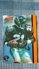 Deion Sanders 1992 Action Packed #84N and #84 Football Cards Atlanta Falcons