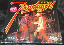 ZZ Top Fandango Sealed Vinyl Record Lp Album USA 1975 London PS 656 Hype Sticker