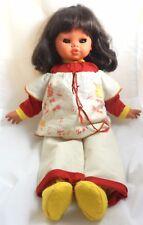 """Rara TAI LAI Serie""""Le Amiche del Mondo""""Furga Doll Poupee Puppen'80Vintage Antico"""