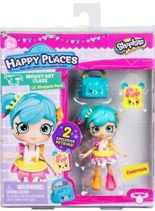 Shopkins Happy Places Season 3 Lil Shoppie Pack, Colorissa