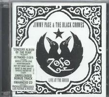 JIMMY PAGE/THE BLACK CROWES - LIVE AT THE GREEK NEW CD