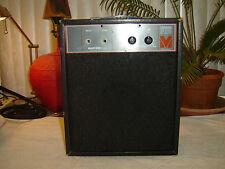 Multivox Premier P25, Guitar Amplifier, Vintage Unit