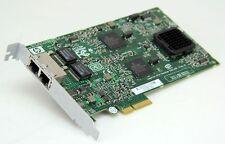 HP NC380T Dual-Port Gigabit 1000BaseT Ethernet/Network Adapter NIC 394795-B21