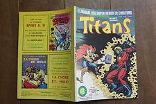 TITANS N°23/TBE/1979/LUG/MARVEL