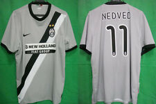 2009-2010 Juventus Away Jersey Shirt Maglia Nedved #11 NEW HOLLAND Nike BNWT XL