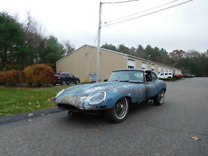1964 Jaguar E-type/ XKE 3.8 Fixed Head Coupe