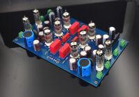 Hifi Stereo Tube preamp board /kit base on France JP200 preamplifier     L21-3