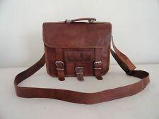 Bag Leather Vintage Messenger S Shoulder Men Satchel Laptop School Briefcase New
