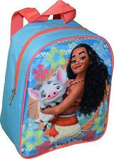 a585823ff6f Disney Princess Moana Girls Toddler Preschool Backpack Book Bag Kids Mini  10
