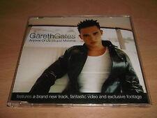 GARETH GATES - ANYONE OF US - CD SINGLE - UK FREEPOST