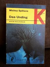 Mickey Spillane - Das Unding