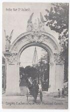 Arche St. Hubert Congrès Eucharistique MONTREAL Quebec Canada 1910 E. Morissette