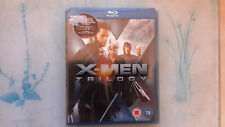 BLU-RAY X-Men Triology (X-Men, X-Men 2, X-Men The Last Stand) (New & Sealed)