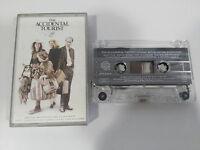 THE ACCIDENTAL TOURIST SOUNDTRACK OST CINTA TAPE CASSETTE 1989 USA ED WARNER