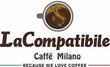200 capsule caffè compatibili Nespresso gusto espresso bar