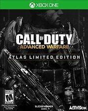 Call of Duty: Advanced Warfare -- Atlas Limited Edition (Microsoft Xbox One, 201
