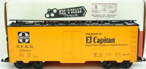 MDC G4602 Santa Fe Refrigerator Car LN/Box
