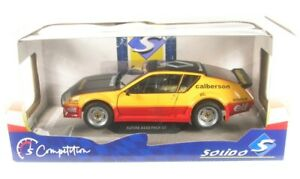Renault Alpine A310 Calberson 1:18 SOLIDO