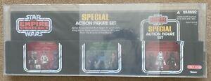 "Star Wars ""TESB"" Special Action Figure Set 2010 Target Exclusive - AFA 8.0"