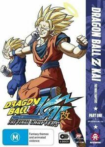 Dragon Ball Z Kai - Final Chapter, The : Part 1 : Eps 1-23 - DVD Series New
