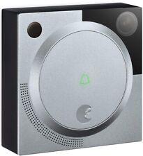 August Doorbell Cam - Silver - Open Box