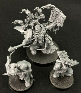 Dark Apostle - Chaos Space Marines - Warhammer 40k