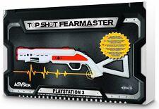 PS3 Activision Top Shot Fearmaster Gewehr Jagdgewehr-Controller Pistole Neu&OVP