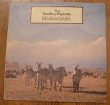 THE TEARDROP EXPLODES Kilimanjaro vinyl record 1980 JULIAN COPE Mercury