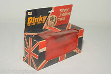 DINKY TOYS 241 SILVER JUBILEE TAXI ORIGINAL EMPTY BOX EXCELLENT CONDITION