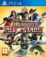 Warriors All-Stars Playstation 4 PS4 **FREE UK POSTAGE!!**