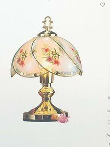 Hummingbird Desk Touch Lamp (maybe from Walmart originally?) NIOB