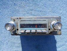 1967 Pontiac Grand Prix AM Radio