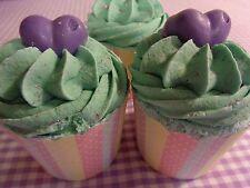 Bubble Bath Bomb Cupcake | Bath Fizzie | VS Dream Angel type | 5 Ounces