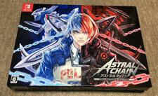 Nintendo ASTRAL CHAIN COLLECTOR'S EDITION Switch used