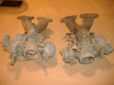 VW Bus solex carburetor set up 72 73 74 yr  carburetors carbs intakes
